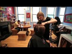 RED 7 SALON TV Commercial (2013)