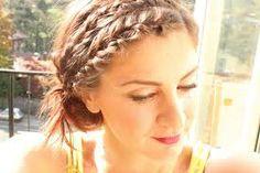 headband braids - Google Search