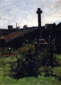 Brittany Crosses - Dennis Miller Bunker -1884.