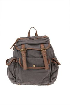 Ecote Canvas Rucksack. $68.00 Comes in other designs/colors. @Erin B Campbell, too small?