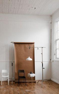 The Portland Studio. The Portland Studio. Photography Studio Spaces, Home Photo Studio, Studio Backdrops, Photo Backdrops, Backdrop Ideas, Studio Room, Studio Lighting, Studio Portraits, Decoration