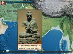 Inde : naissance du bouddhisme et de l'hindouisme (Vincent Boqueho, pour Herodote.net)