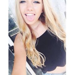 Hey! I'm Baylynn Grier people call me Bay... I'm taken by Cameron Dallas and my brother is Taylor Caniff