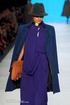 Carl Kapp L'Oreal Melbourne Fashion Festival #LMFF I www.fashionising.com
