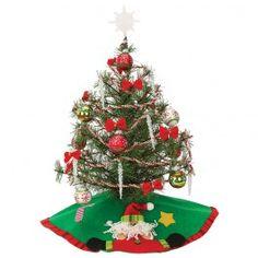 Nicole™+Crafts+Icicle+Mini+Tree