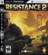 Resistance 2 - One of my favorite shooters for the PS3