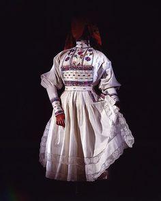 Costume, 20th century, Croatian.