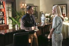 "#HartOfDixie -- ""Together Again"" -- Image Number: HA #S03E20 a_0201b.jpg -- Pictured (L-R): Scott Porter as George and Jaime King as Lemon -- Photo: Patrick Wymore/The CW -- © 2014 The CW Network, LLC. All rights reserved. C 2014 THE CW NETWORK, LLC. ALL RIGHTS RESERVED."