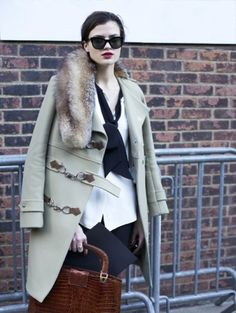 coat by Fashion street