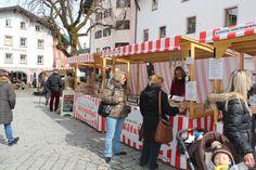 Am 01. April wieder Genußmarkt in #Kitzbühel jeden Samstag von 8-14 Uhr - wir freuen uns!