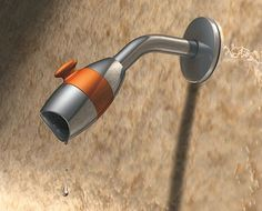 Ever imagined taking a shower without water? DryBath invented. #examinercom