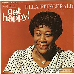 Now Playing - Ella Fitzgerald - Get Happy! (1959)
