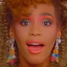 """Whitney Houston — """"I Wanna Dance With Somebody"""" 