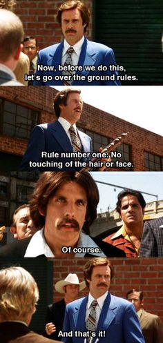 Anchorman! Can't wait for part 2 :-)