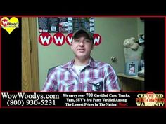 Chillicothe, MIssouri truck buyer, Chris shares his @wowwoodys customer review