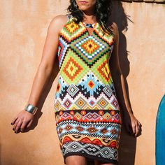 Trend Report: Top 5 Western Trends for Summer from the Pinto Post - Isle Sorrento Dress
