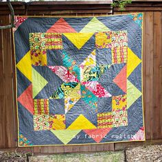 Pretty Little GIANT Star Surround (with lots of detailed information and links) | my fabric relish