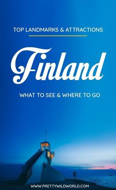 Planning a trip to Finland soon? Check out this awesome guide on the best places to visit in Finland including the when is the best time to visit Finland, how to travel to Finland, where to stay Packing List For Travel, Europe Travel Tips, European Travel, Packing Lists, Travel Abroad, Travel Guide, Travel Ideas, Traveling Tips, Travel Info