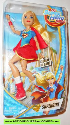 Can I just say how happy I was to walk through Walmart and find that Superhero Barbie-style dolls are now a thing. Thank you for normalizing girls who love them.