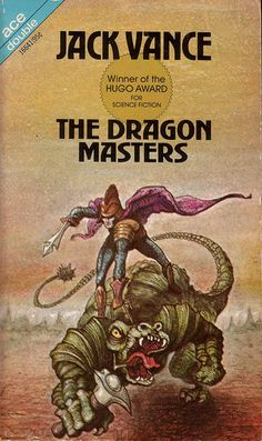 25 Indulgently Pulptastic Book Covers From Sci-Fi Legend Jack Vance