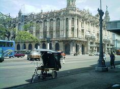 Gran teatro de La Habana - Cuba