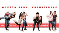 #SEMIFINALE #TVOI