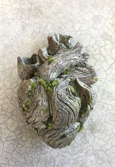 "This ""Anatomical Tree Heart"" posed in r/art reminds me of a taproot. #games #Skyrim #elderscrolls"