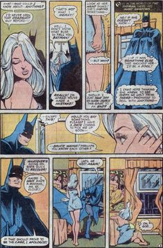 Silver St. Cloud and the Batman in The Laughing Fish Detective Comics #475 February-March 1978 written by Steve Englehart and illustrated by Marshall Rogers