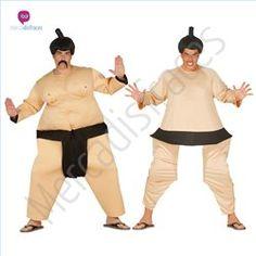 #Disfraces divertidos de #Sumo para grupos #Mercadisfraces tu #tienda de #disfraces online donde podrás comprar tus disfraces #baratos y #originales para tus fiestas de #carnaval. Amplio stock en tallas para #grupos y #comparsas.