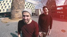 Stimme goes Hip Hop mit dem Song Heilbronner Stimmen von Vrobzn