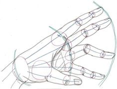 How to draw hands --> what is this sorcery everybody knows that drawing hands is impossible