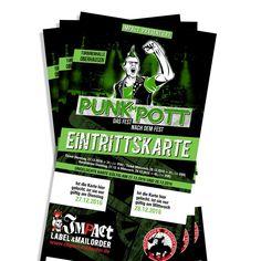 31,- Euro (+ 2,- Euro VVK). Tagesticket für Dienstag, den 27.12.2016. Impact präsentiert das Fest nach dem Fest! Auf dem diesjährigen Punk im Pott Festival in der Turbinenhalle Oberhausen spielen: TROOPERS DIE KASSIERER 4 PROMILLE...