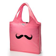 I'd love a Mustache RuMe Bag in teal! The most eco-friendly 'Stache you'll ever see!