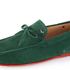 Tod's for Ferrari - City Gommino Loafer with Laces