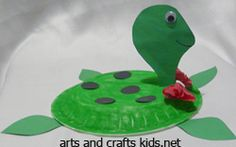 Turtle Crafts | Turtle | Easy crafts ideas for kids – Craft projects