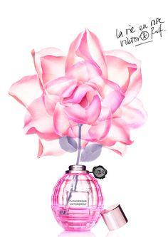 Flowerbomb La Vie En Rose 2015 Viktor&Rolf for women Pictures