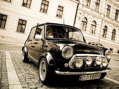 Classic Mini Cooper beats the BMW Mini all day long