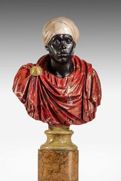 Bust of a High Ranking Roman (Ref No. 7141) - Windsor House Antiques