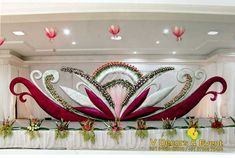 Mandap Decoration Service wedding entrance V Decors and Event The Effective Pictures We Offer You About wedding events timeline A quality picture can tell you many things. You can find the mos Desi Wedding Decor, Luxury Wedding Decor, Simple Wedding Decorations, Backdrop Decorations, Flower Decorations, Wedding Events, Backdrops, Reception Stage Decor, Wedding Stage Backdrop