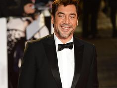 "For her latest ""Green Carpet Challenge,"" Livia Firth scored none other than James Bond baddie Javier Bardem, who wore an eco-friendly Gucci suit to the London premiere of ""Skyfall."""