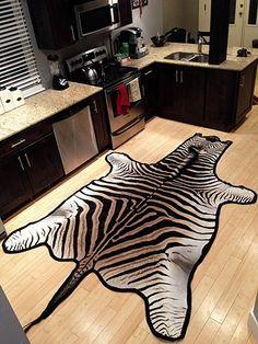 Zebra Skin Rugs wholesale