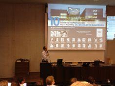 Frank Piller spricht im Einleitungspanel auf der MC 2012 Tagung Salzburg, Conference