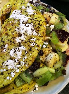 Vrou Verander: Omlet /An omelette