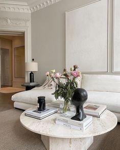 Living Room Inspiration, Interior Design Inspiration, Home Interior Design, Interior Architecture, Interior And Exterior, Style Inspiration, Cute Apartment, Dream Apartment, Eclectic Decor