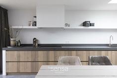 Range Hoods, Open Shelving, Interior Design Kitchen, Home Kitchens, Kitchen Remodel, New Homes, Living Room, Inspiration, Kitchen Ideas