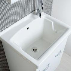 Vasca Lavatoio In Ceramica.Vasca Lavatoio In Ceramica 45x50 Ticino Nel 2019 Ripostiglio