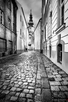 Bratislava, Slovakia  we should be walking here holding hands