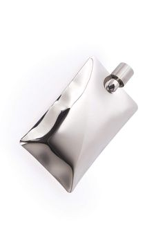 This mirror-finish steel flask holds the perfect amount of your favorite sipper. Its unique manufacturing process lends it an inflated liquid look, not unlike a Mylar balloon or foil drink packet. Liquid Body Flask by Areaware. Home & Gifts - Gifts & Things Connecticut