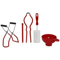 FivePiece Home Canning Kit by VICTORIO VKP1041 >>> To view further for this item, visit the image link.
