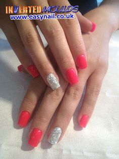 shellac with sparkle